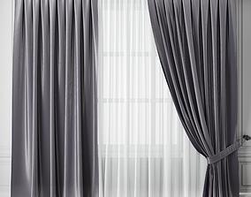 drapery 3D Curtain