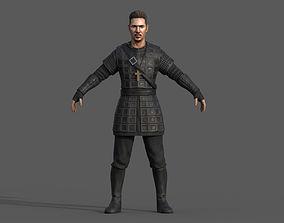 Bishop Heahmund 3D model