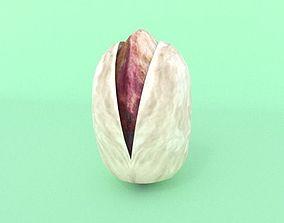 3D pistachio nut