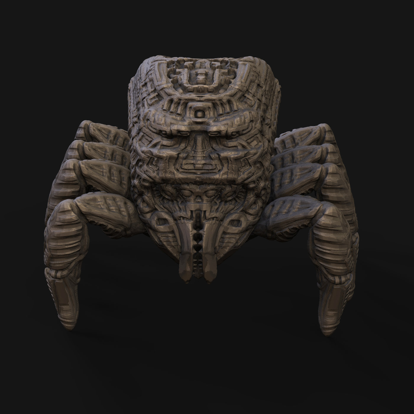 Techno Arachnide