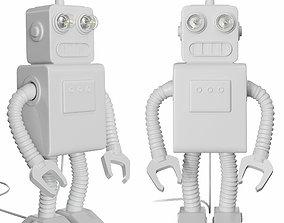 Seletti Robot Lamp 3D model