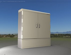 3D asset Electrical Distribution Cabinet 50