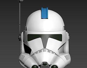 Star Wars Clone ARC Trooper Phase II 3D printable model 2