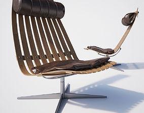 3D printable model Scandia Chair