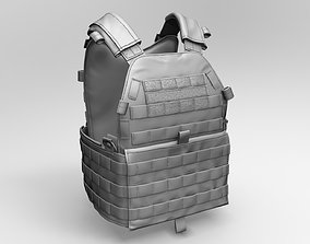 Qualitative Zbrush 3d model of Emerson 6094A Bullet-Proof