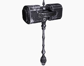 Battle hammer 3D