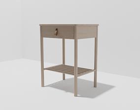 3D Nightstand IKEA