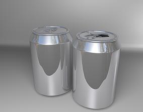 3D model Generic Soda Can