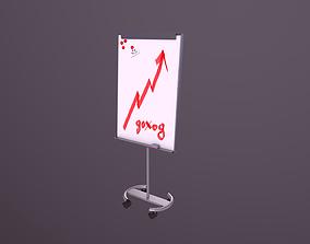 3D model realtime whiteboard
