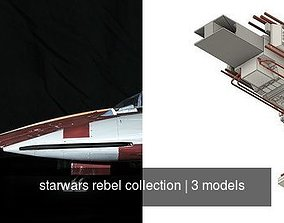 starwars rebel collection theforce 3D