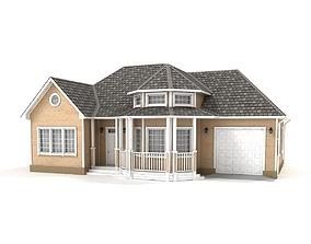 3D model Cottage 82