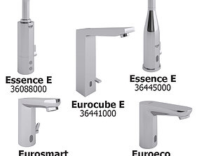 3D Mixers with infrared sensor Grohe SET 1
