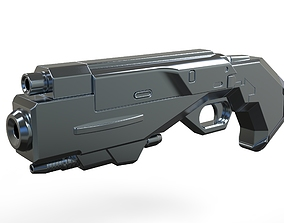 3D print model Blaster from movie MIB International