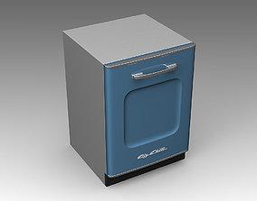 Big Chill Dishwasher 3D model
