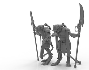 3D printable model Cheese Stealer Cult - Brood Guard