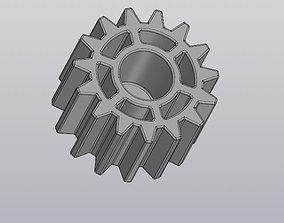 3D printable model Flowerpot Pinion