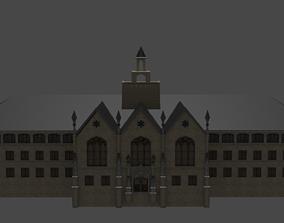 3D model Gothic German School