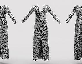 Female Clothing 07 3D model