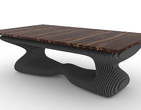 3D Parametric Table kitchen