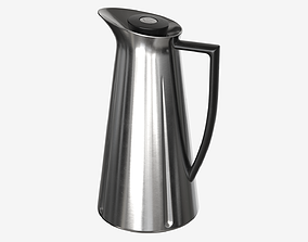 3D model low-poly Thermos Jug 003