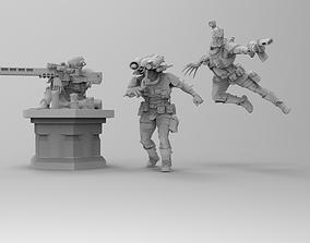 Roma Assassinii - Officio Operatives 3D printable model