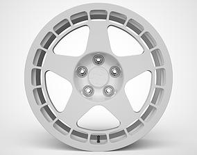 3D model Fifteen52 Turbomac wheels