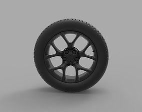 Vauxhall Insignia VXR 3D printable model