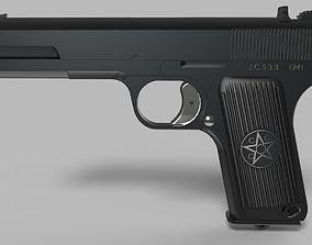 Tulski Tokarev TT33 1933 3D