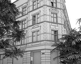 3D model Ordinary Building Scene