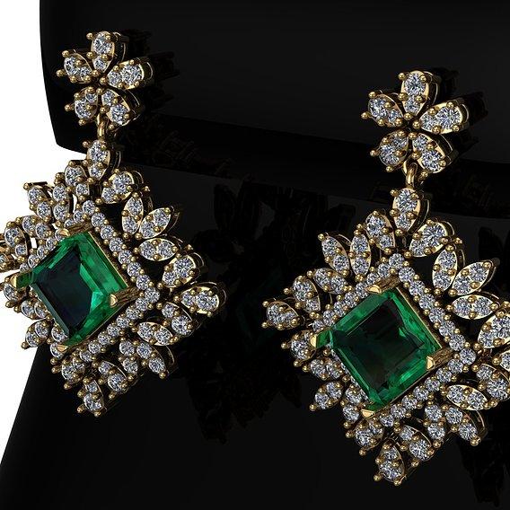 luxtury earrings