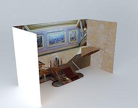 Lancaster House 3D