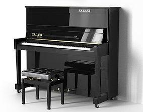 Piano SALANI Cento 3D model