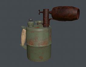 realtime Gasoline blow torch 3D model