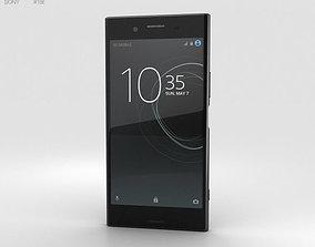 3D Sony Xperia XZ Premium Deepsea Black