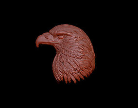 Head of the Eagle 3D printable model