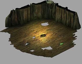 Fernnor Tree Cave - Floor 02 3D