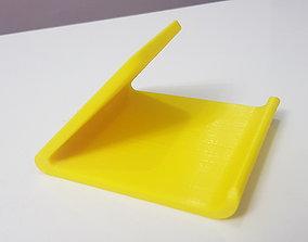 Universal Phone Holder 3D print model cellular