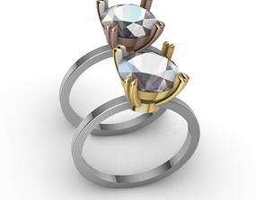 3D print model simple ring Jewellery