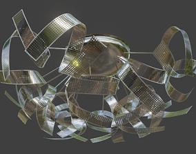 3D model ALFY courtesy chandelier