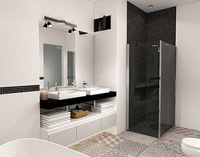 3D model Bathroom Interior SketchUp