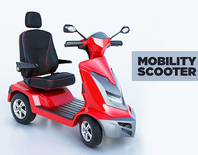 Royale Mobility Scooter 3D model