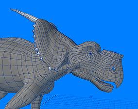 3D model Achelousaurus