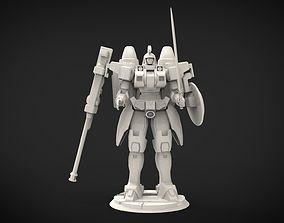 Tallgeese I 3D printable model