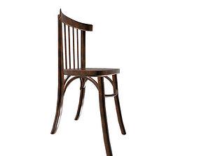 3D printable model French stool cofe