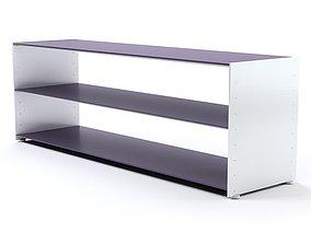 Eileen Frank Tv Stand Shelf 3D