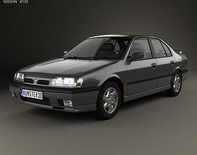 Nissan Primera 1990 3D