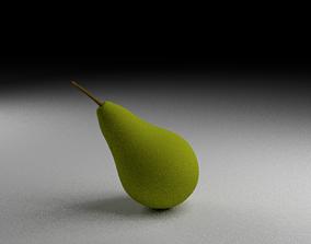 1 Pear 3D model