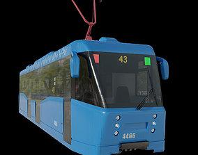 Tram LM-2008 3D