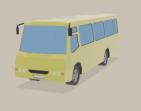 3D model Minibus
