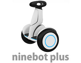 3D model Xiaomi Ninebot Plus